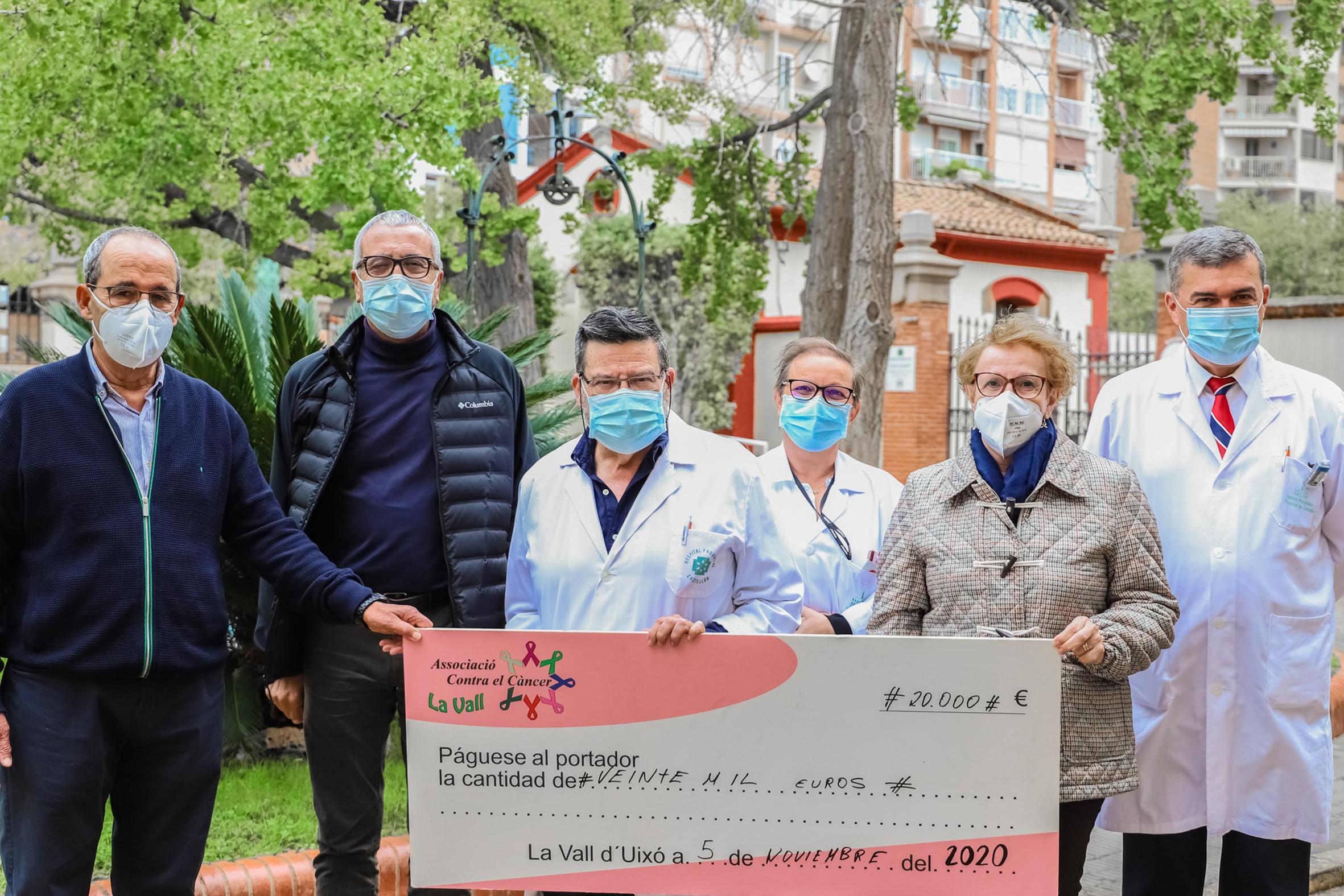 La Fundación fortalece su línea de investigación en tumores raros e infrecuentes