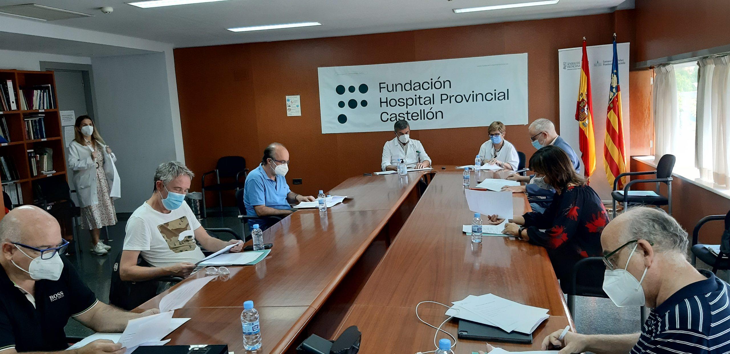 Reunión del Comité Científico Interno