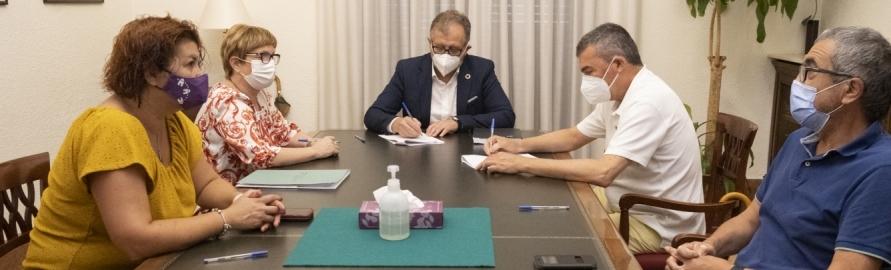 La Diputación promueve la creación de nuevas líneas de investigación contra el cáncer